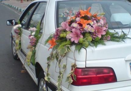 اجاره خودرو با راننده با گل