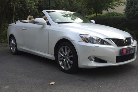 LEXUS IS300  اجاره ماشین عروس لکسوس کروک