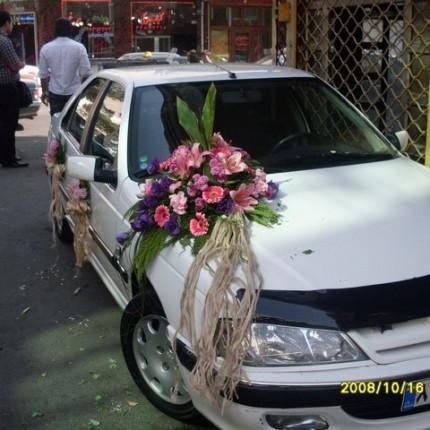 اجاره ماشین با راننده پرشیا