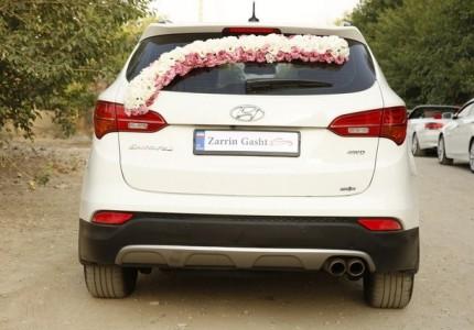 اجاره ماشین با گل