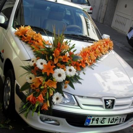 ماشین عروس مذهبی