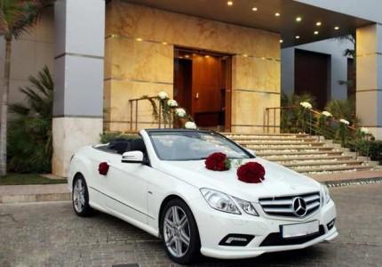 اجاره ماشین عروس بنز کروک
