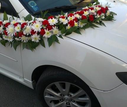 عکس ماشین عروس جدید