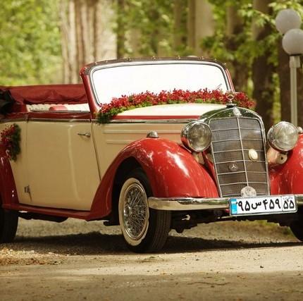 عکس ماشین قدیمی