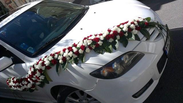 ماشین عروس خارجی مزدا۳