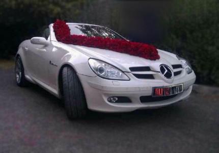 زیباترین ماشین عروس