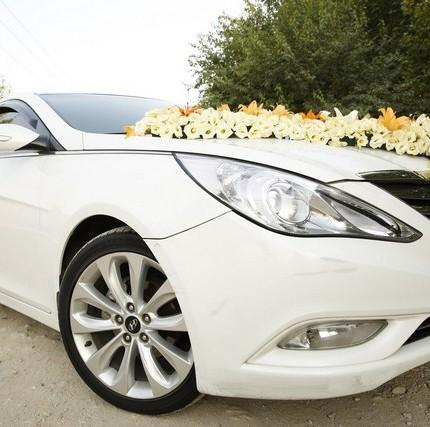 کرایه ماشین عروس سوناتا