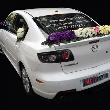 کرایه ماشین عروس