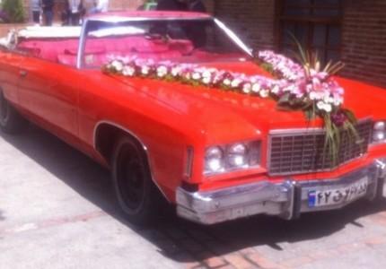اجاره ماشین عروس کلاسیک ارزان