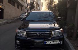 اجاره لندکروز در تهران